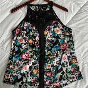 Nicole by Nicole Miller Floral Top